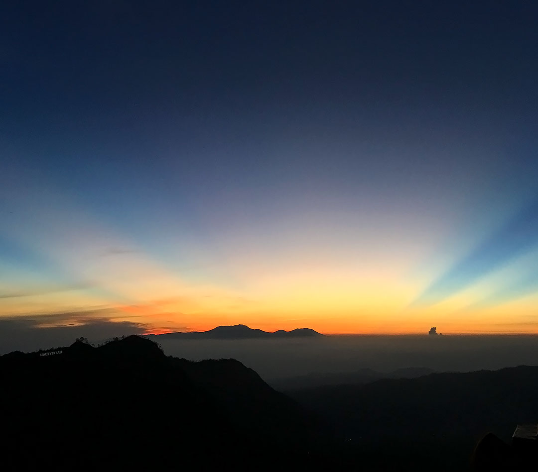 Sunrise at Mount Bromo Surabaya Travel Guide