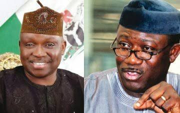 Ekiti Governor-Elect, Fayemi Raises Alarm Over Fayose's Plan To 'Punish' Him