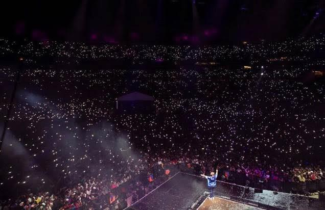 A Proud Moment For African Music: Cassper Nyovest Makes History With Fill Up FNB Stadium!