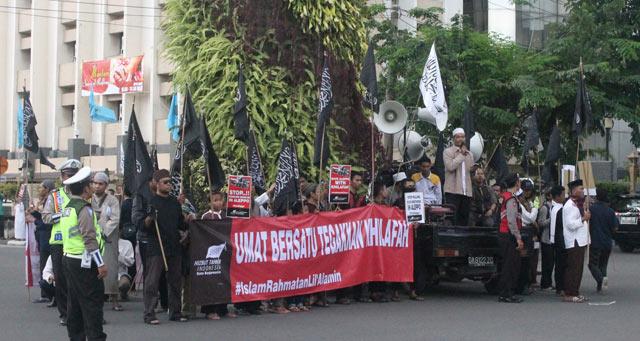 Wahai Penguasa Muslim, Kirimkan Tentara Kalian !