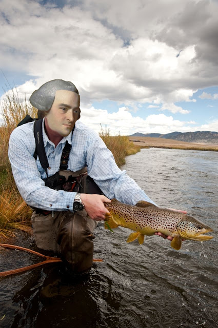 John Hancock Dominating Brown Trout