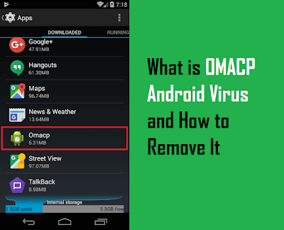 What is OMACP Android Virus