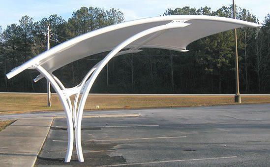 تركيب مظلات في ينبع للجلسات والسيارات
