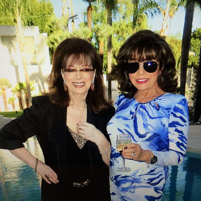 As Scheming Alexis Colby In The Sex And Shoulder Pads 80s Supersoap Dynasty Joan Collins Took No Prisoners Likewise In Movies The Bitch And The Stud