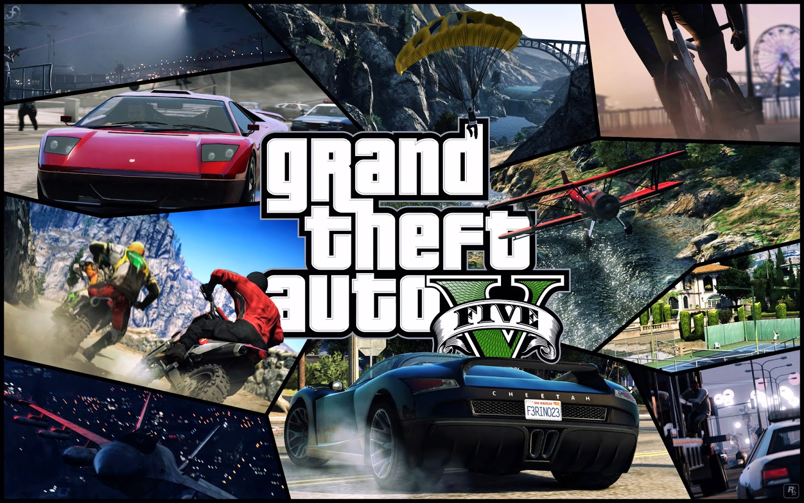 Cool GTA V HD Wallpapers 2015 | Tops HD Wallpapers