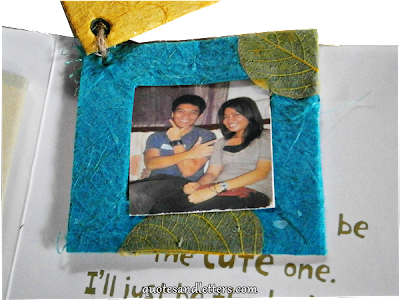 monthsary letter