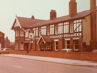 stags head st helens road bolton circa 1974