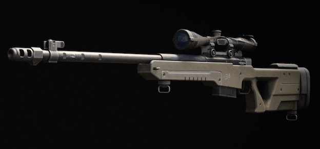 CoD Cold War distributes free blueprint for Sniper - this is how you get it