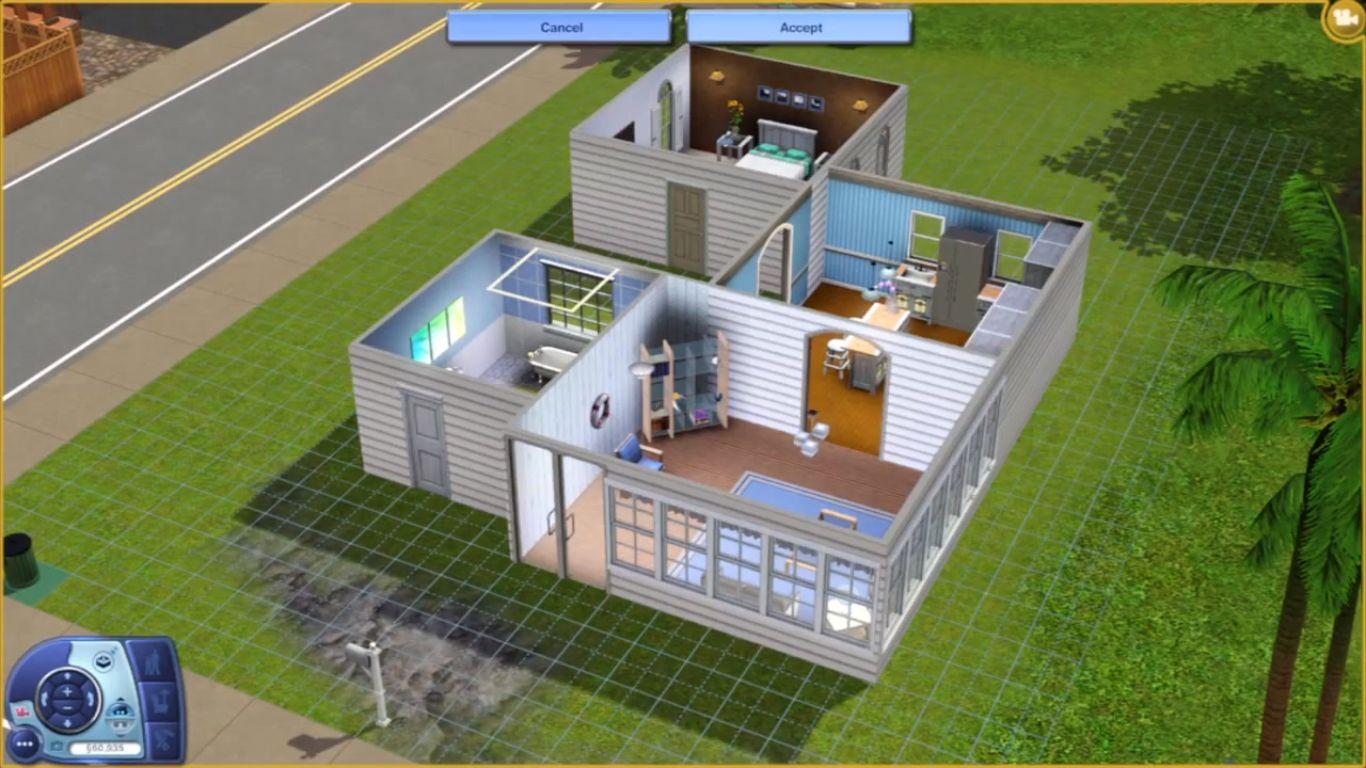 Instala los sims 3 expansiones ryuko sim creations for Planos casas sims