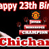 Happy 23th Birthday Chicharito!