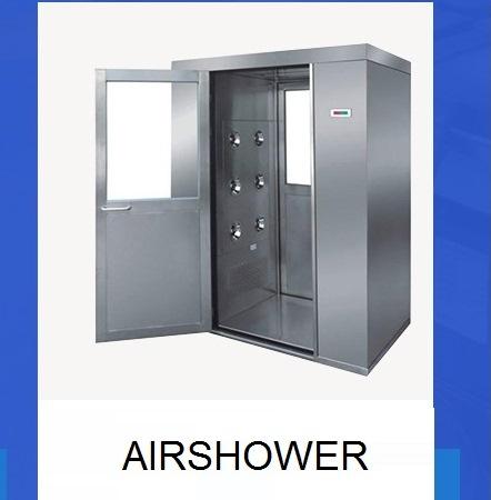 chức năng air shower