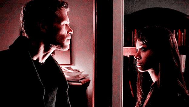Klaus: Trying To Kill Bonnie