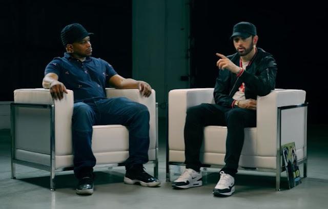 Eminem x Sway - The Kamikaze Interview Part 1 & 2