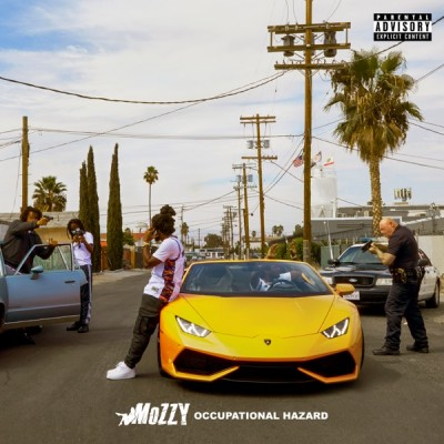 Mozzy - Occupational Hazard (2020) - Album Download, Itunes Cover, Official Cover, Album CD Cover Art, Tracklist, 320KBPS, Zip album