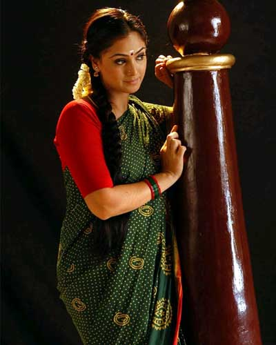 Mallu Aunty Simran Traditional Saree Photos  Mallu Joy-1184
