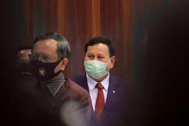 Sebut Ada yang Ingin Hancurkan Reputasinya, Prabowo Subianto: Saya Punya Apa?