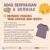 ADAB BERPAKAIAN & BERHIAS | 1. MEMAKAI PAKAIAN YANG PANTAS DAN BERSIH