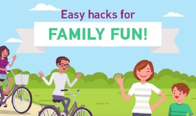 Family Fun Hacks for Working Parents