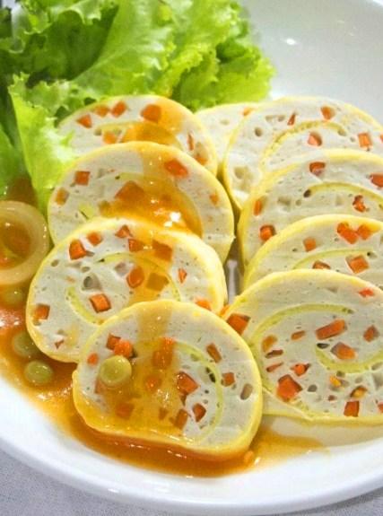 Resep Rolade Seafood Enak dan Nikmat