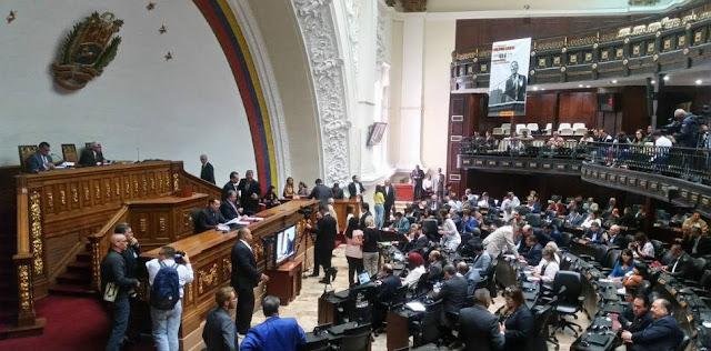 Parlamento venezolano ignora al TSJ y su antejuicio de mérito contra Maduro