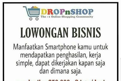 Bisnis Online Drop n Shop