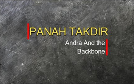 Lirik Lagu Andra And The Backbone - Panah Takdir