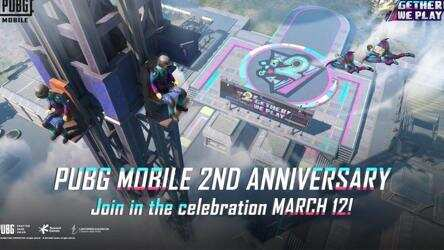 PUBG Mobile Starts 2nd Anniversary Celebration With New Events, Rewards