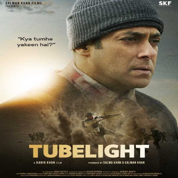 Tubelight, Tubelight Synopsis, Tubelight Trailer, Tubelight Review, Poster Tubelight