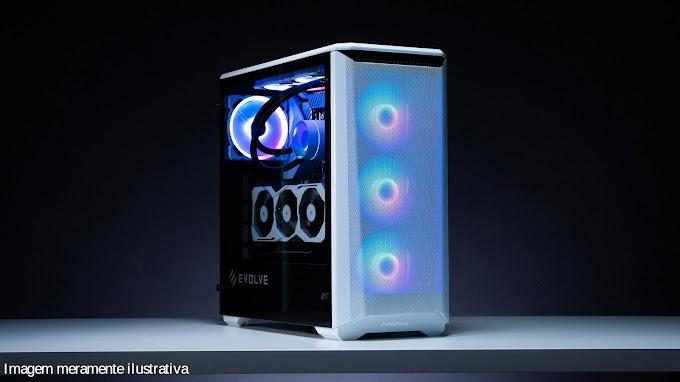 Sorteio de um PC Gamer Evolve