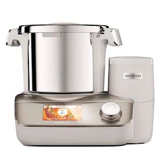 150€ de descuento en robot de cocina CookEasy+ de Kenwood