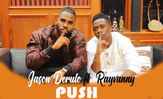 Jason Derulo Ft. Rayvanny - Push