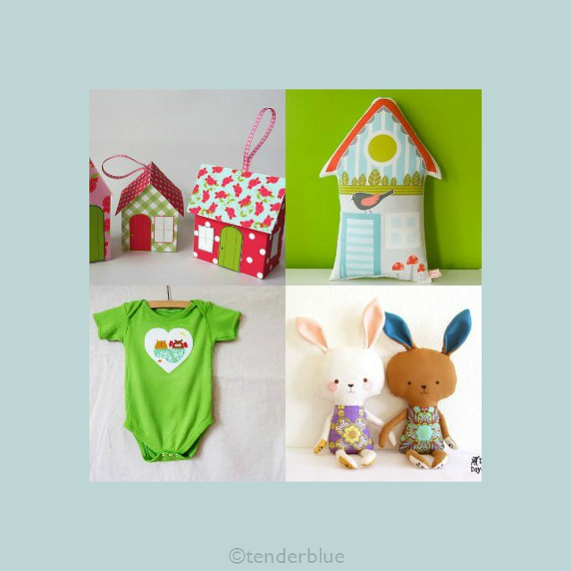 Some finds from Etsykids Team