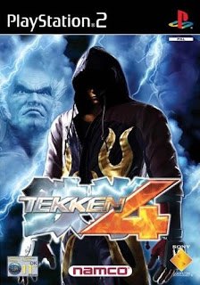 Tekken 4 ISO For PPSSPP Download