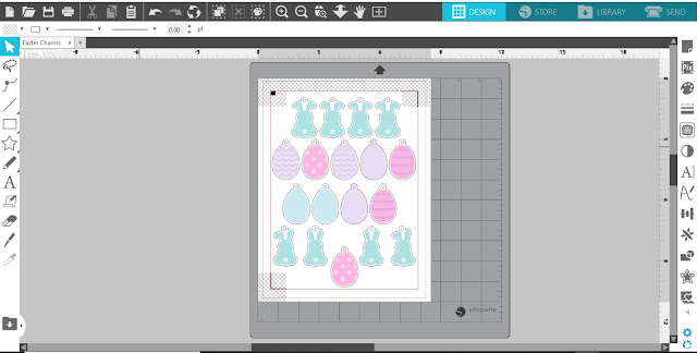 Silhouette School for kids, Shrink Sheets, Shrinky Dinks, Print and Cut, silhouette print and cut, silhouette cameo 4