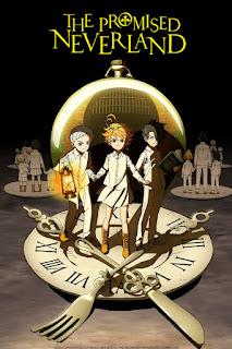 Yakusoku no Neverland Anime BD 720p Sub Español