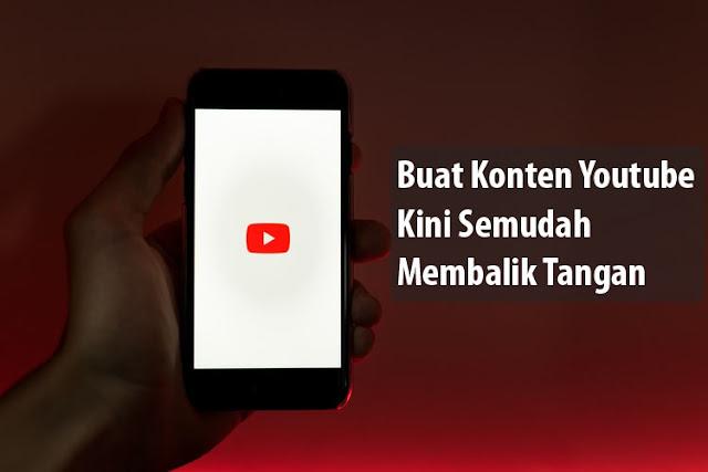7 Aplikasi Youtuber Yang Harus Kamu Download