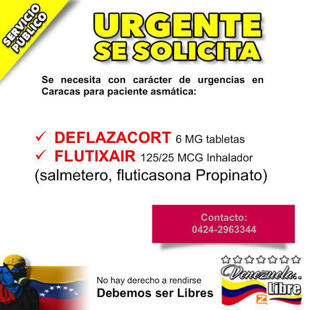 URGENTE SERVCIO PUBLICO