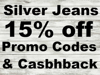 Silver Jeans Promo Code February, March, April, May, June, July 2016