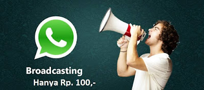 Jasa Whatsapp Blast Jakarta Utara - DokterBola.online