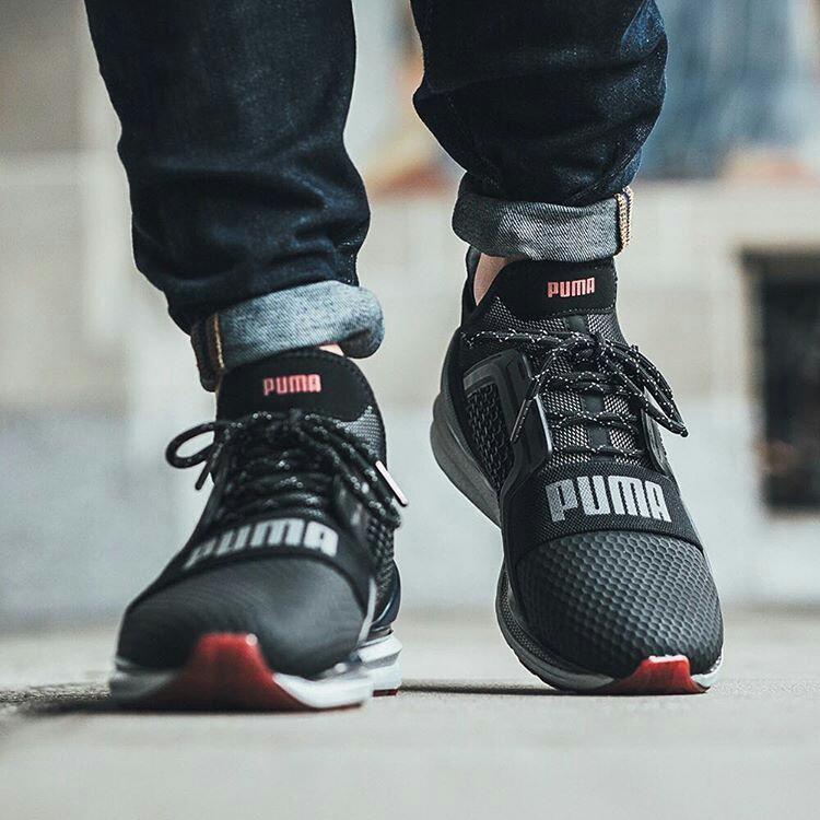 PUMA Ignite Limitless Hi-Tech 'Puma Black'.