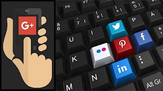 2 Medsos FaceBook Dan Google Plus Masih Jadi Pilihan Utama Untuk Ngeshare