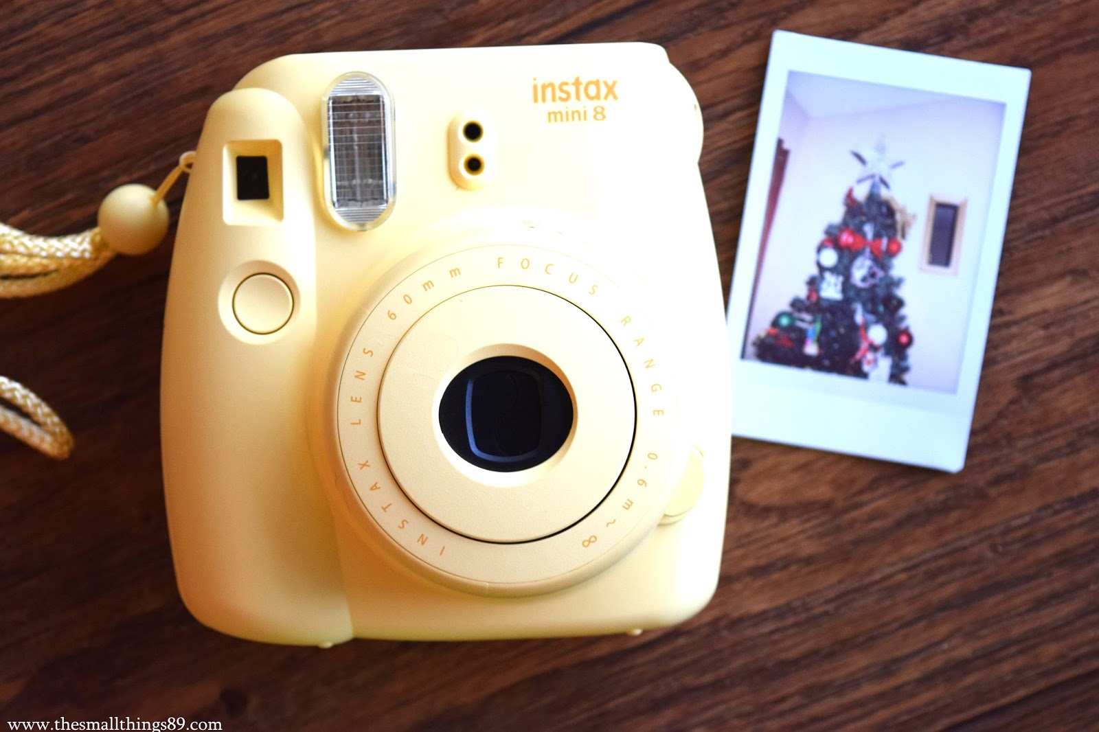 Capture Holiday Memories With The Fujifilm Instax Mini 8 #Giveaway