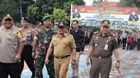 Jelang Pemilu 2019, TNI - Polri Indramayu Waspadai Potensi Kerawanan