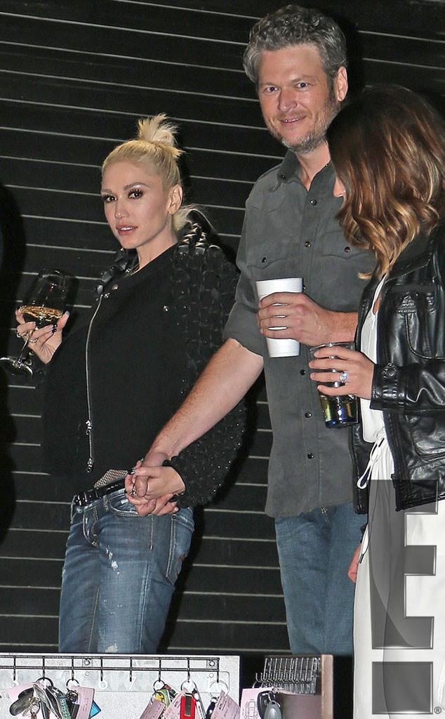 Gwen and blake dating tmz