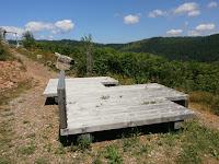 Der Baiersbronner Genussplatz an der Walterhütte im Kulinarischen Wanderhimmel