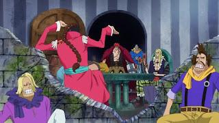 ワンピース   スクラッチメン・アプー   海賊同盟   SCRATCHMEN APOO   Pirate Alliance   Hello Anime !