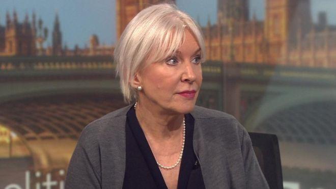 Coronavirus: Health minister Nadine Dorries tests positive