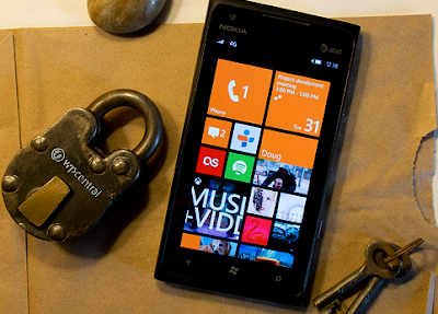 security of windows phone