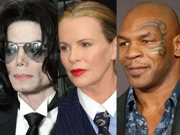 8 Common Features for Creative and Rare Celebrities