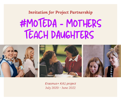 #MOTEDA: MOthers TEach DAughters